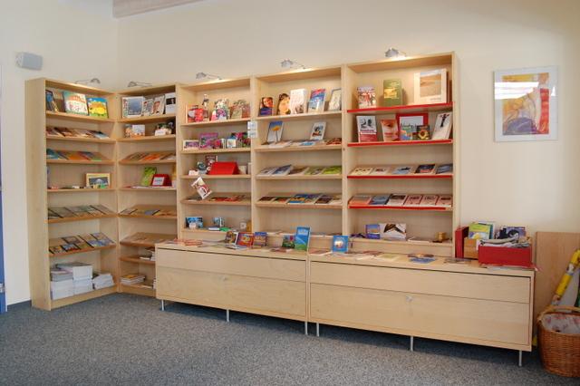 Büchertisch FeG Borken